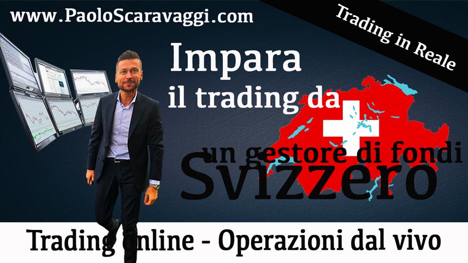 Trading dal vivo | Impara a fare trading online