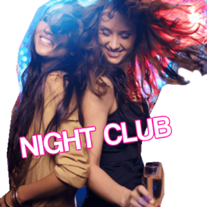 logo night club